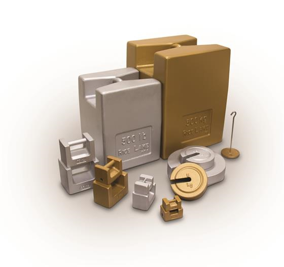 Test Weights and Blocks